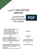 Obat Yang Mempengaruhi Sistem Immune