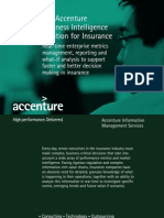 Accenture Business Intelligence Insurance
