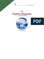 En the Biography of the Prophet