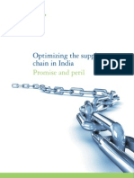 Supply Chain - India Report