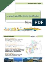 Presentation_Rapide Du Projet Sportif Territorial