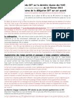 Compte rendu PDF CGT sur la dernière réunion des NAO 2013