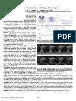 Five-Dimensional Free-Breathing Cardiac MRI Using a 3D Cones Trajectory