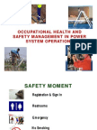Occupational Health & Safety in POWER SYSTEMS [Compatibility Mode]