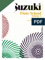 Suzuki Flute School Vol.1