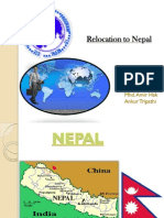 Nepal Final Ppt