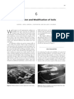 Evaluation and Modification of Soils