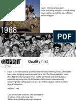 ESPIRIT (CSR ACTIVITIES )