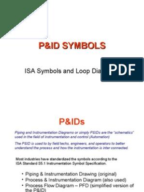 P&ID | Instrumentation | Engineering