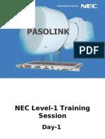 NEC Level-1 Training Presentation