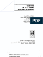 Theory of Machines and Mechanisms_ Shigley