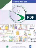 Civic Education Training Manual Introduction