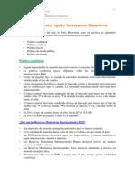 Políticas Recursos Financieros