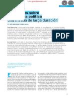 LORENA SOLER - REFLEXIONES SOBRE LA VIOLENCIA POLÍTICA - PARAGUAY - PORTALGUARANI