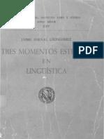 3 Momentos Estelares en La Linguistica