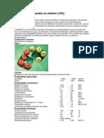 Termoplásticos basados en almidón