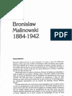 Bronislaw Malinowsky