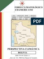 Perspectiva Climatica 1er Semestre Para Bolivia