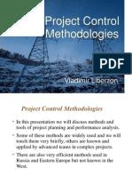 Project Control Methodologies