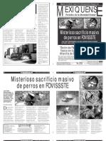 Versión impresa del periódico El mexiquense 13 febrero 2013