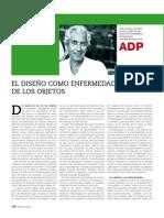El Diseño como Enfermedad de los Objetos.pdf