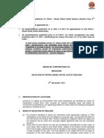 Establishing a New Petrol Pump India- Selection Guidelines