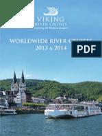 Viking Worldwide River Cruises 2013 2014