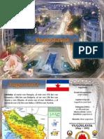 Yugoslavia Comidas Tipicas
