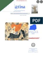 LORENA SOLER - REVISTA E LATINA - VOLUMEN 7 - Nº 28 - JULIO a SETIEMBRE DE 2009 - PORTALGUARANI