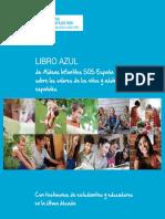 Valores de los/as niños/as y adolescentes españoles/as