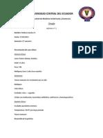Cirugia Primera Practica OVH y Tumor Mamario