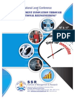 SSR IMR Conference Brochure