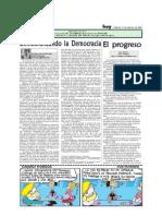 Democratizando La Democracia