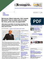 Berlusconi - Monti Indecente