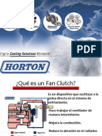 Horton DM Advantage 2 Velocidades (TMC)