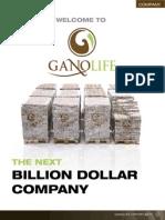 Ganolife Affiliate Application English form