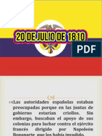 20 Julio
