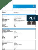 Tcs App Form