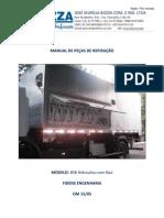 Manual de Peças de Reposição - BSB Hidraulico com Baú - OM 15-05