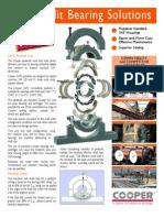 SAFC Split Bearing Solution