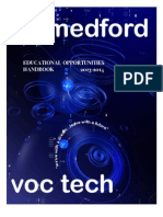 2012-2014 Medford Vocational Technical High School Educational Opportunities Handbook