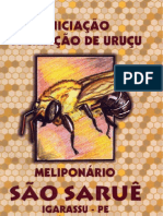 Livro Iniciacao a Criacao de Urucu-chagas