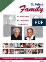 St. Peter's Family Magazine - October 2012