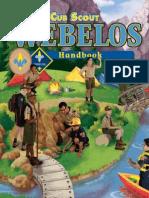 Webelos Handbook 33452