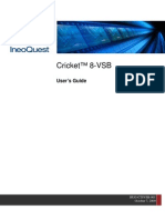 Cricket 8-VSB Users Guide - HUG-CT8VSB-001