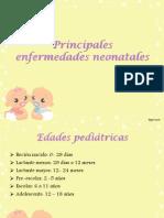 Principales Enfermedades Neonatales