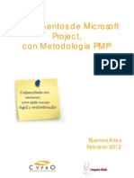 Fundamentos MS Project Con Metodologia-Impala Risk