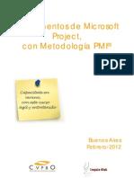 Fundamentos MS Project Con Metodologia-Impala Risk