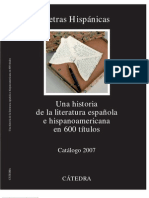 Catedra Catalogo 2007