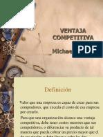 Ventaja Competitiva.michael Porter